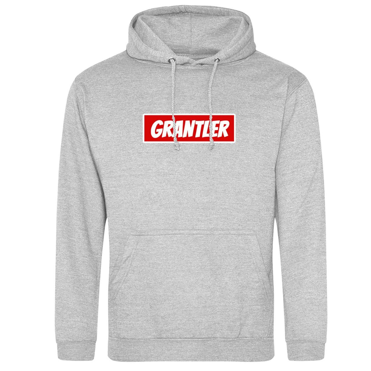 Grantler Logo Hoodie