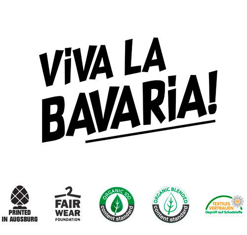 Viva la Bavaria Herren T-shirt Datschi Trachten