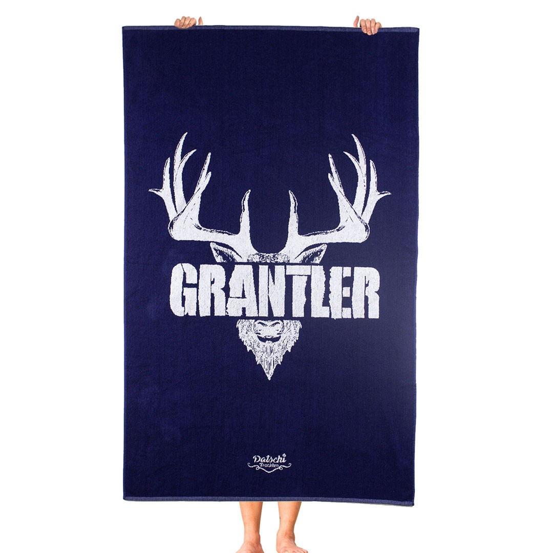 Grantler Handtuch 100x170cm