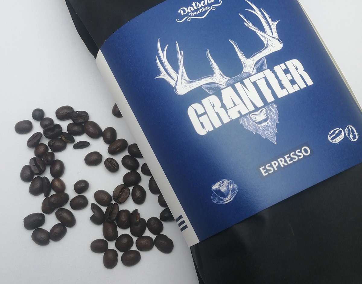 Grantler Kaffee - Espresso 500g